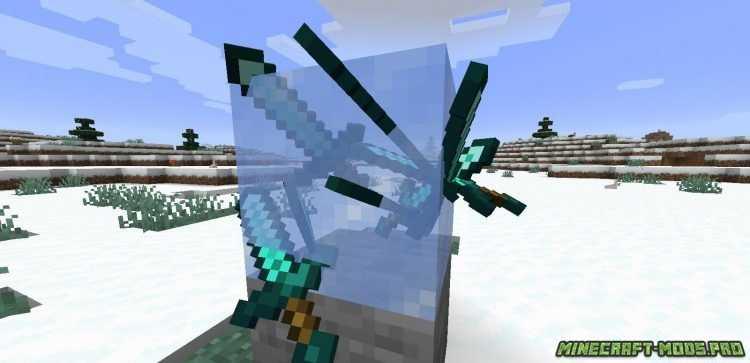Мод Rare IceРедкий Лед скриншот