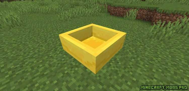 Мод Золотая Загрузочная воронка скриншот