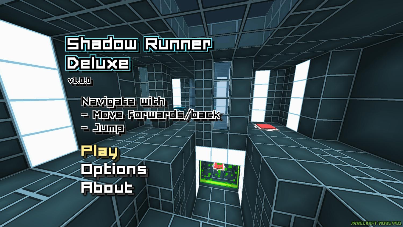 картинка Карта головоломка Shadow Runner Deluxe