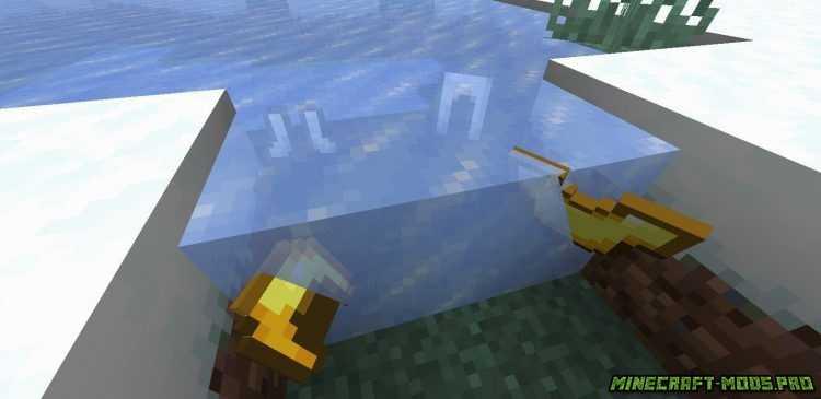 картинка Мод Rare IceРедкий Лед