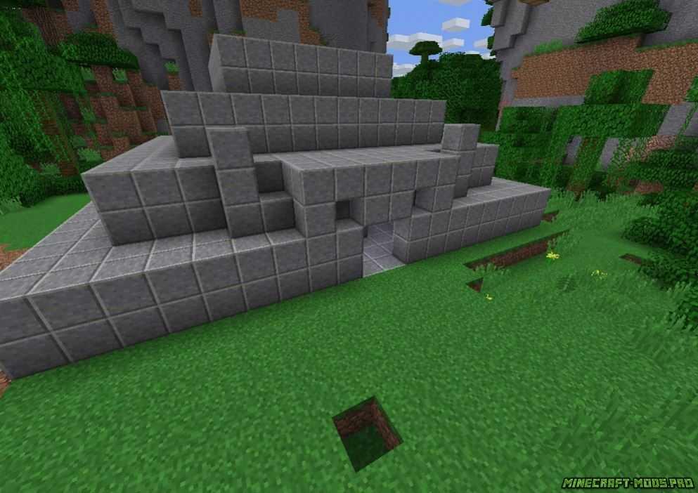 скрин Скачать Minecraft 1.17 java edition