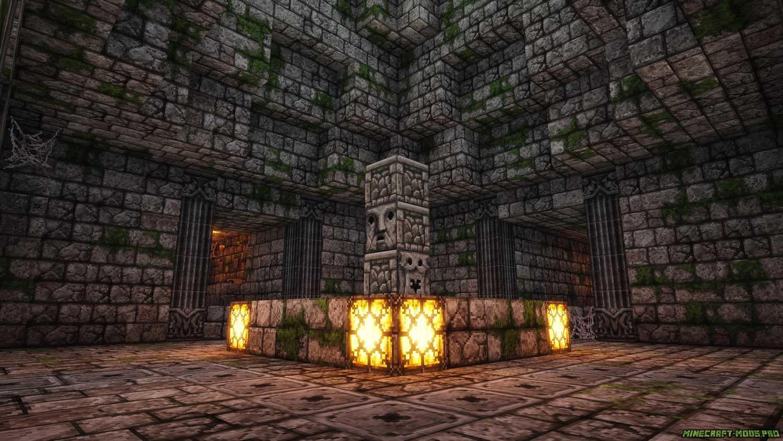 скрин Карта Головоломка Древние миры
