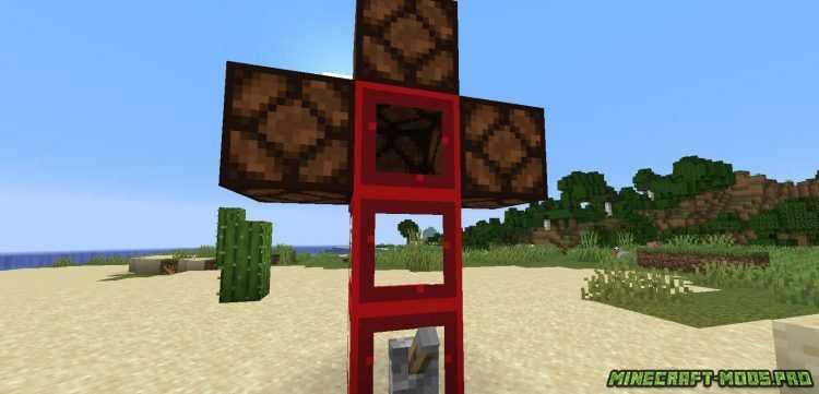 Мод Усовершенствованный Редстоун скриншот
