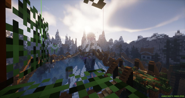 скриншот фото PvP Карта Wool Conquest