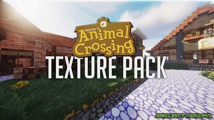 Сборка текстур Animal Crossing