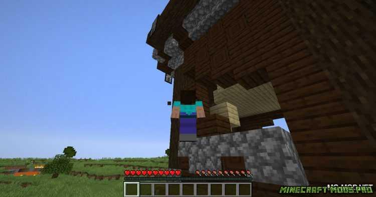 скриншот фото Мод GravityBlock
