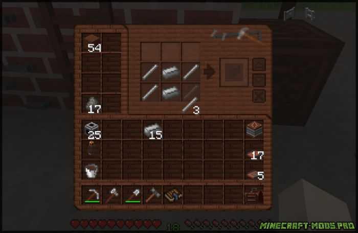 скриншот фото Мод Декор Инженер -Engineers Decor