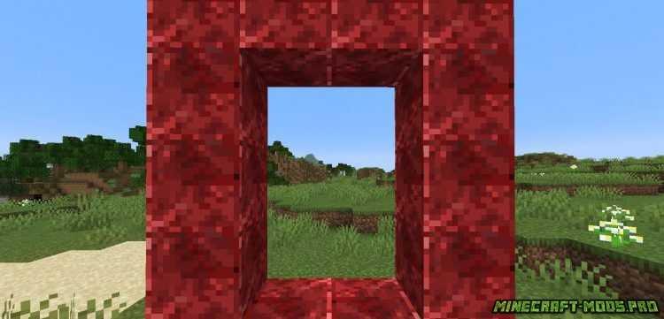 скрин Новый Биом -Mars Reborn