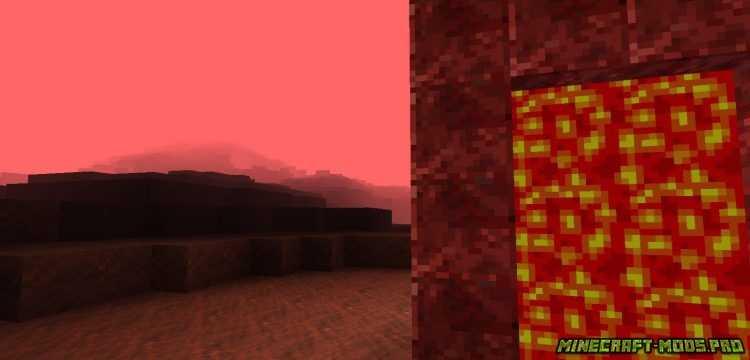 скриншот фото Новый Биом -Mars Reborn