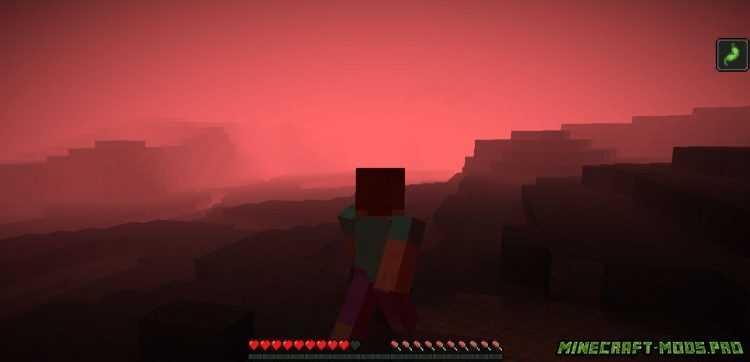 Новый Биом -Mars Reborn скриншот