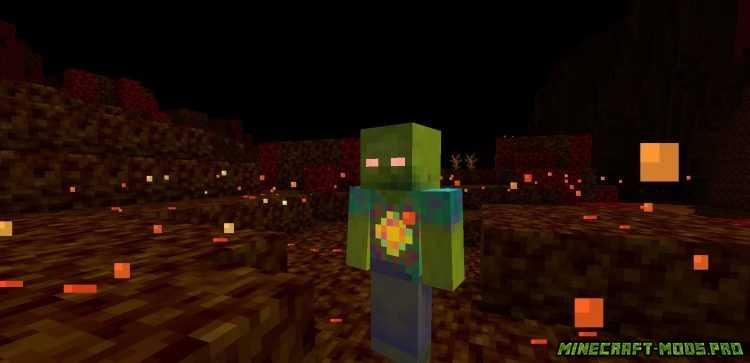 фотка Мод Новые Зомби