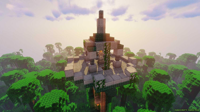 скрин Мод Башни дикой природы