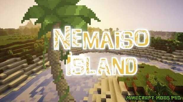 Карта Выживание Остров Немайсо