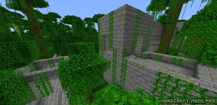 картинка Мод Repurposed Structures (новые реликвии)
