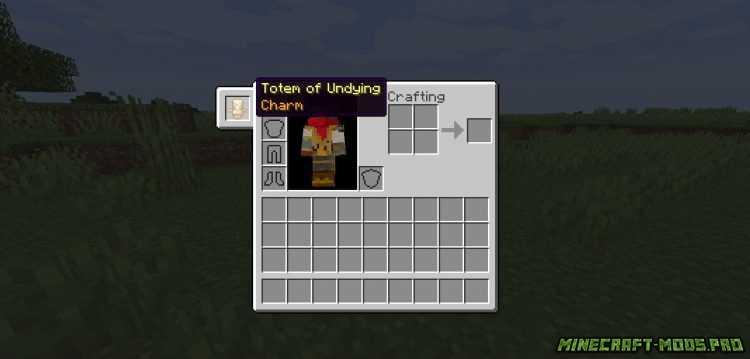 Мод Curio of Undying - Тотем Жизни скриншот