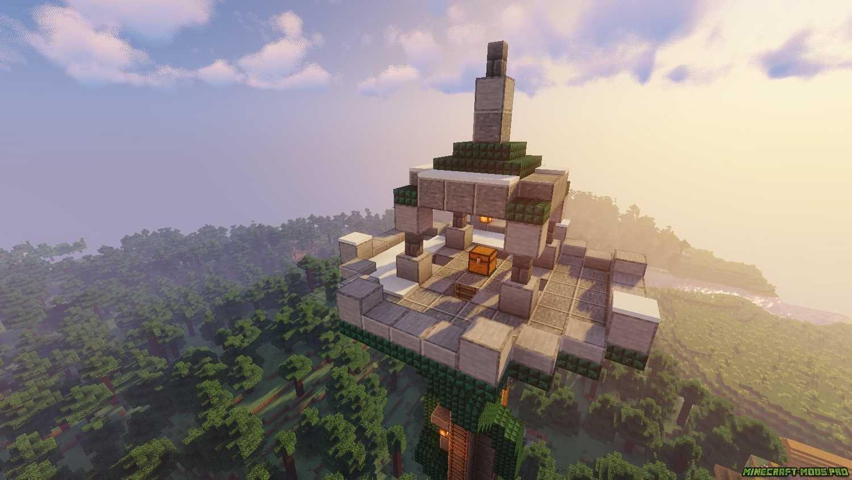 Мод Башни дикой природы скриншот