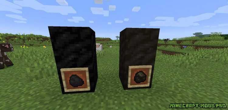 Мод Dwarf Coal 2 Новых Угля картинки