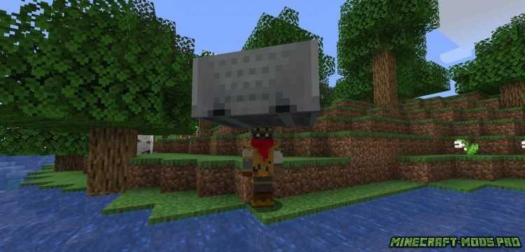 скриншот фото Мод Move Minecarts
