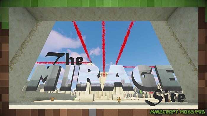 Карта Головоломка Сайт Mirage скриншот