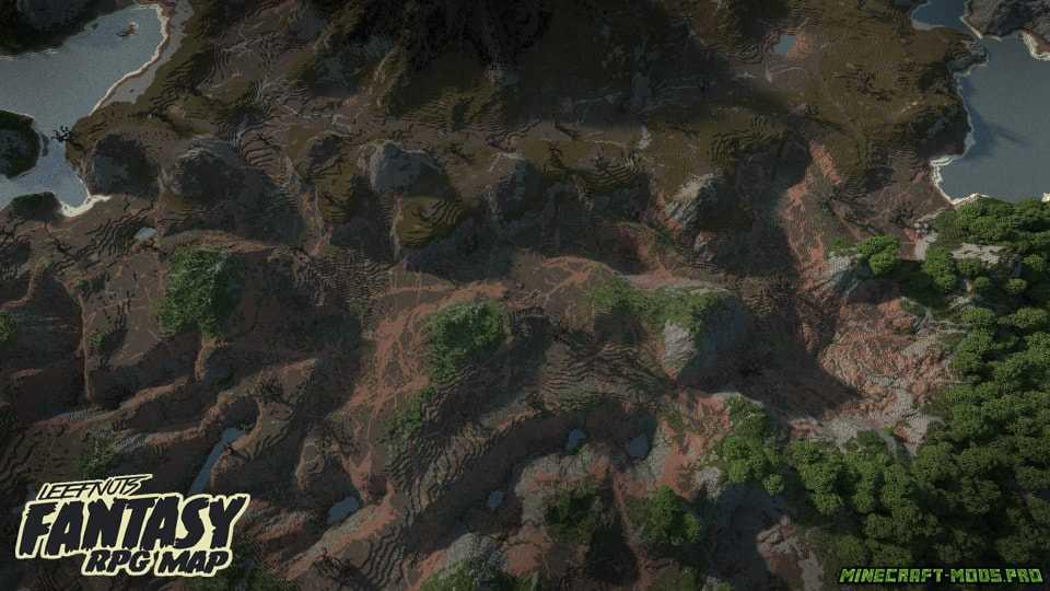 фото Карта Фэнтези-ролевая игра Leefnuts