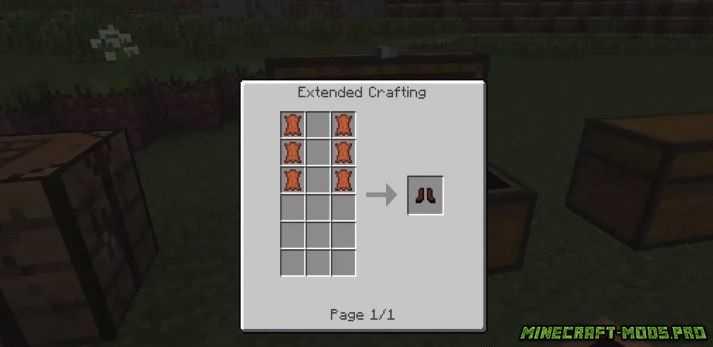 фотография Мод Extended Crafting - Расширенный крафт