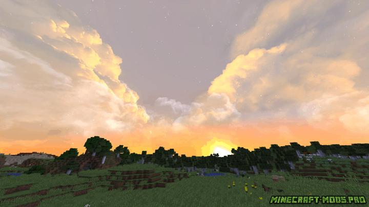 картинка Сборка текстур неба Fancy Skies