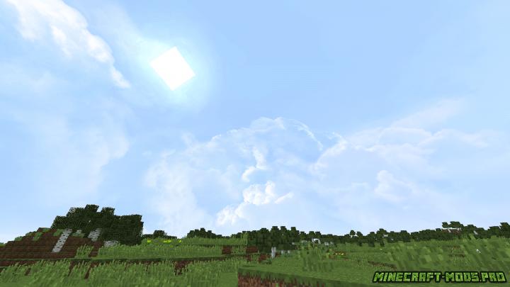 фотография Сборка текстур неба Fancy Skies