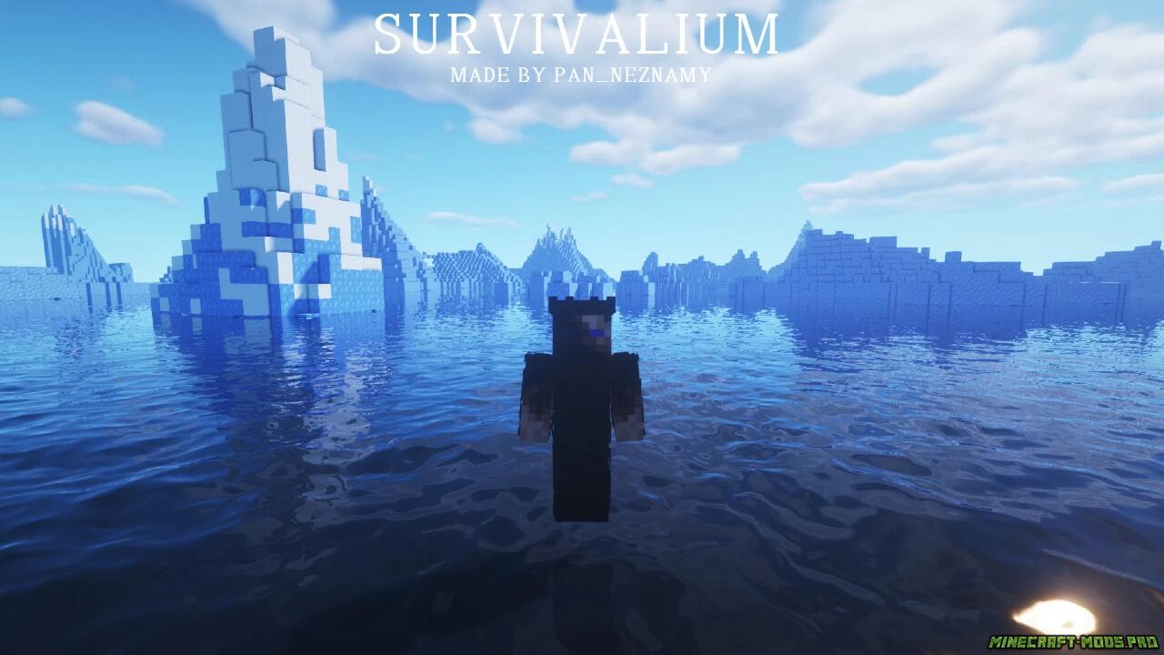 фото Карта Выживание Survivalium 10кх10к