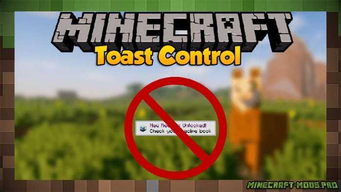 Мод Toast Control