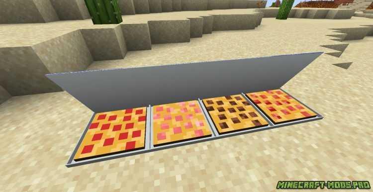 Мод Вкусные блюда - Еда скриншот
