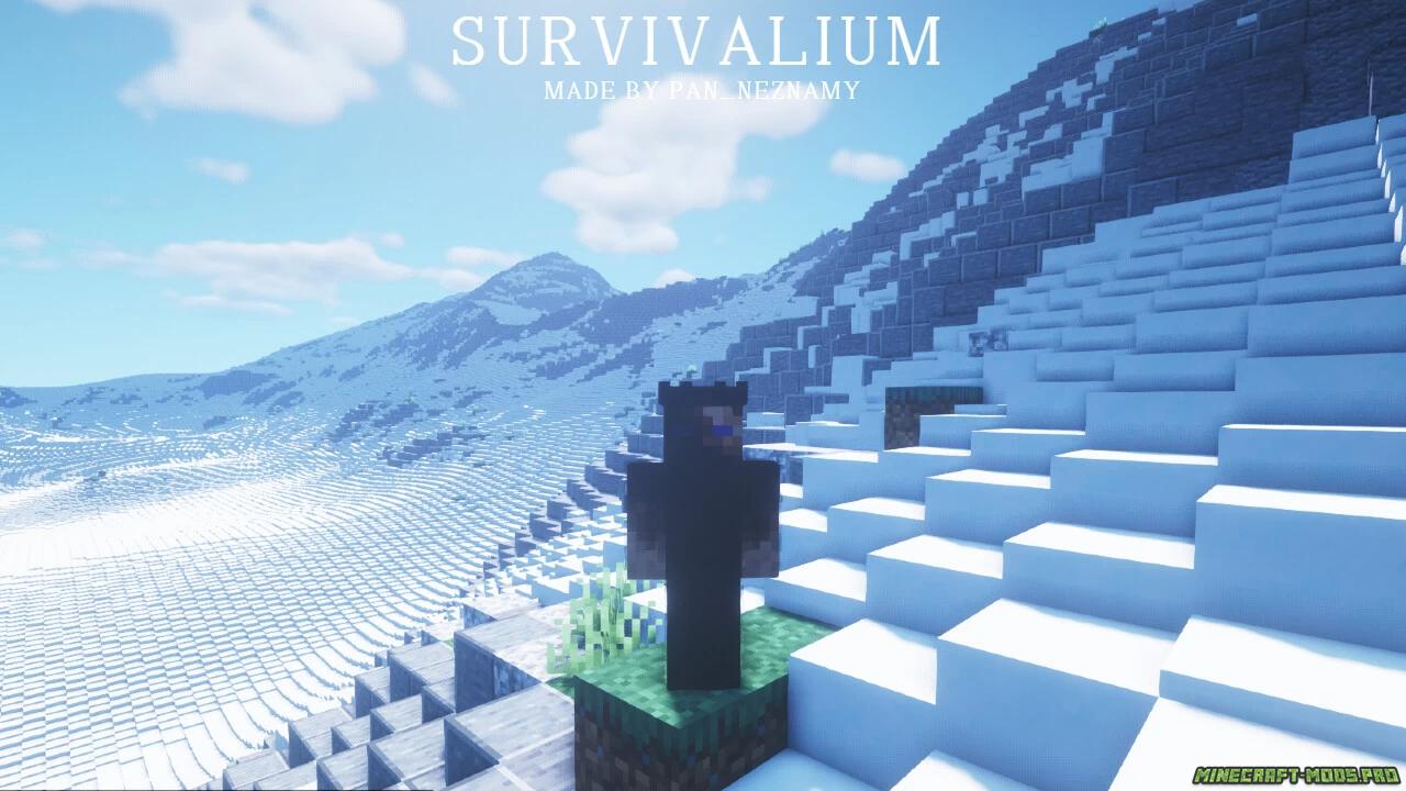 скрин Карта Выживание Survivalium 10кх10к