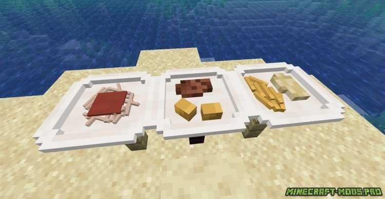 картинка Мод Вкусные блюда - Еда
