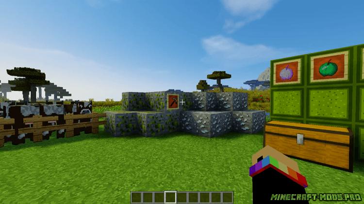 скрин Мод Мистическое Сельское хозяйство