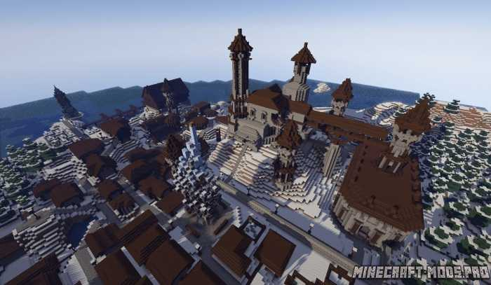 Сюжетная Карта Зимний Замок