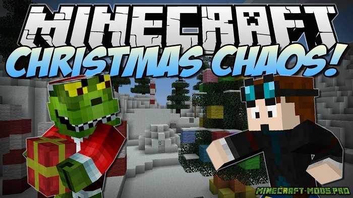 Карта Рождественский Хаос