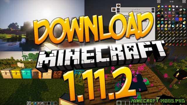 Майнкрафт 1.11.2 на ПК