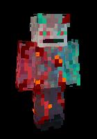 Скин minecraft для ника KisKa_