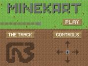 Логотип игры Minekart