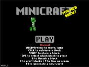 Логотип игры Minicraft secure