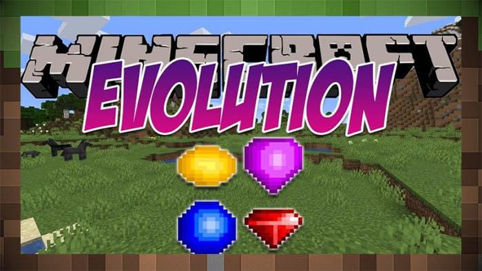Мод EvolutionНовая Руда, Инструменты