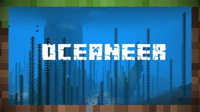 Карта Выживание под водой - Oceaneer