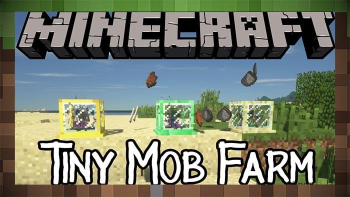 Мод Tiny Mob Farm