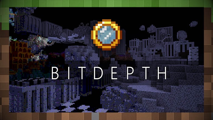 Карта Bitdepth