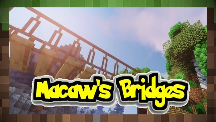 Мод Новые красивые Мосты