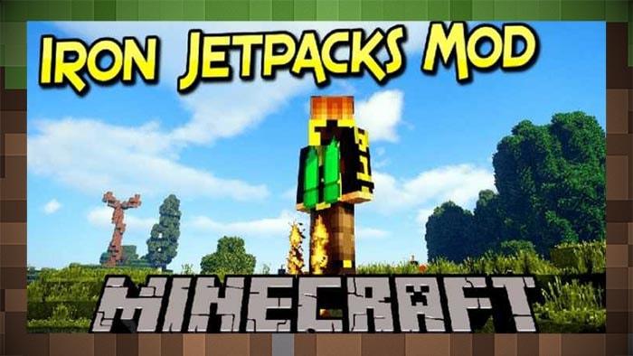 Мод ДжетПак - Jetpacks