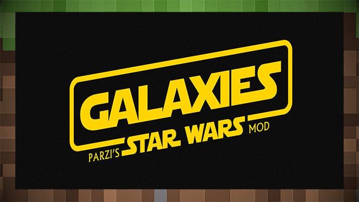 Мод «Звездные войны» Парзи