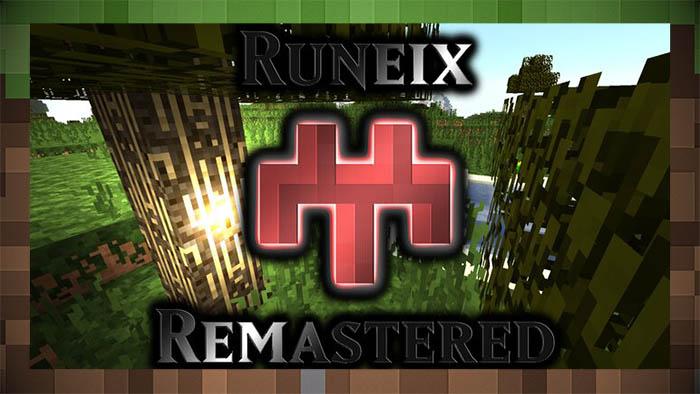 Текстуры Runeix Remastered