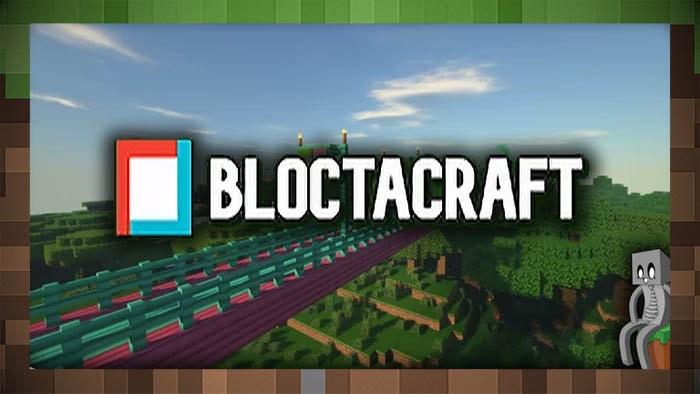 Текстуры х16 Bloctacraft