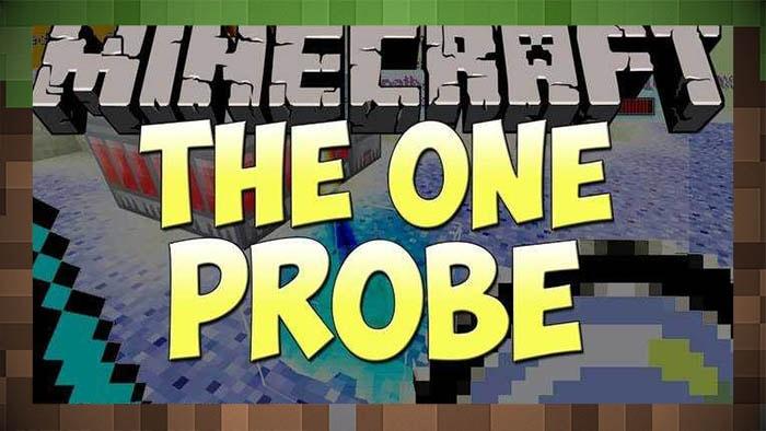 Мод The One Probe (Подсказки)
