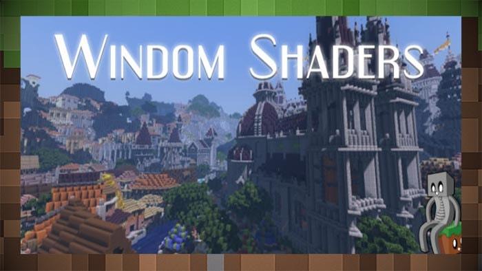 Шейдеры Windom